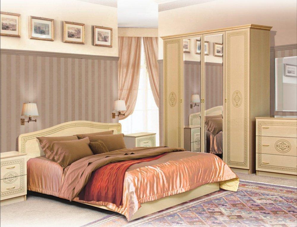 спальня флоренция фото