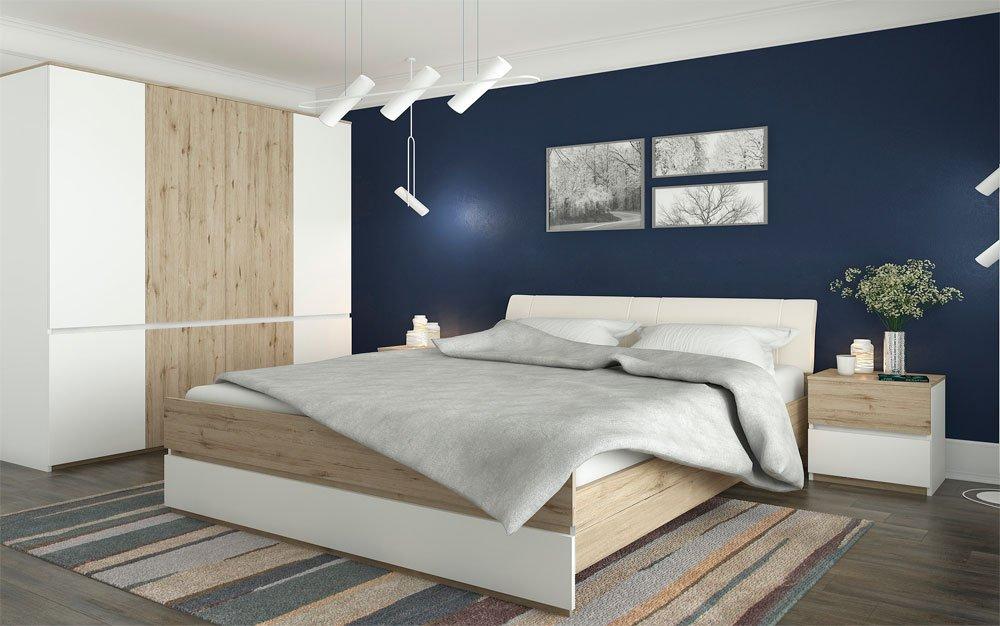 Спальня – зона комфорта и уюта. У Вас так?