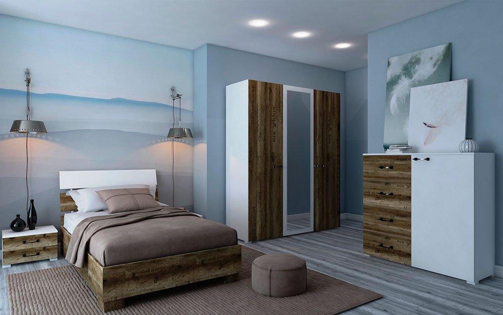 Как обустроить современную спальню