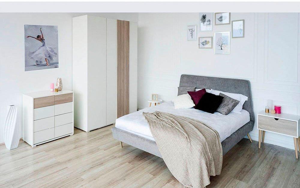 Маленькая спальня – не проблема, а стимул для творчества