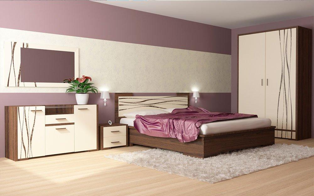 Как выбрать мебель для маленькой спальни