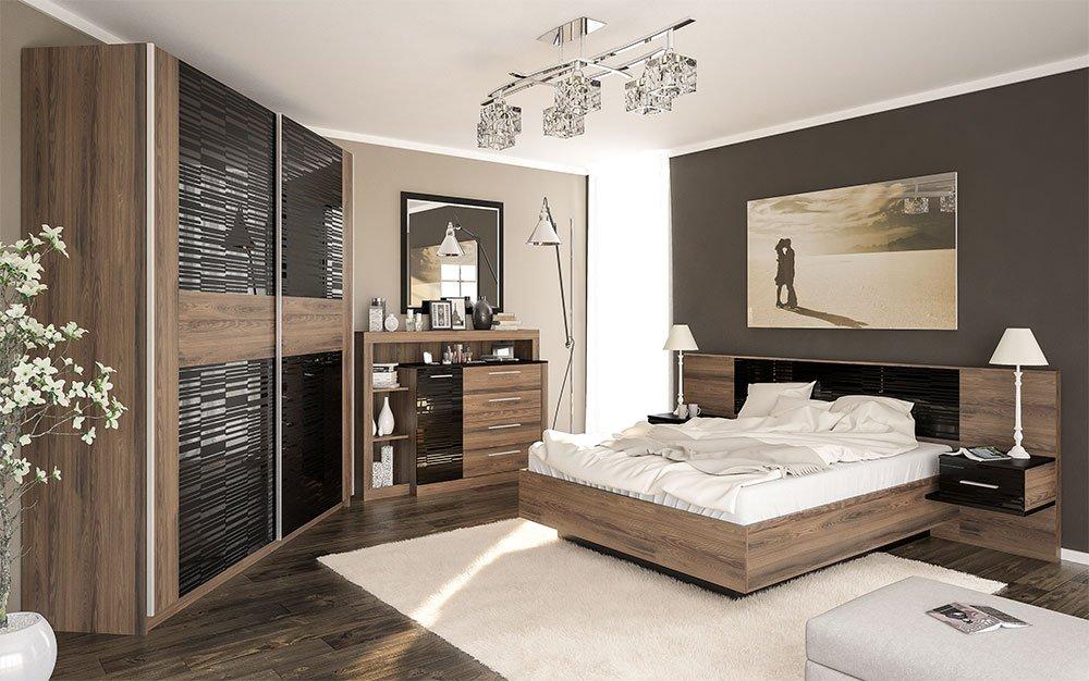 Как установить (спрятать) кровать в однокомнатной квартире