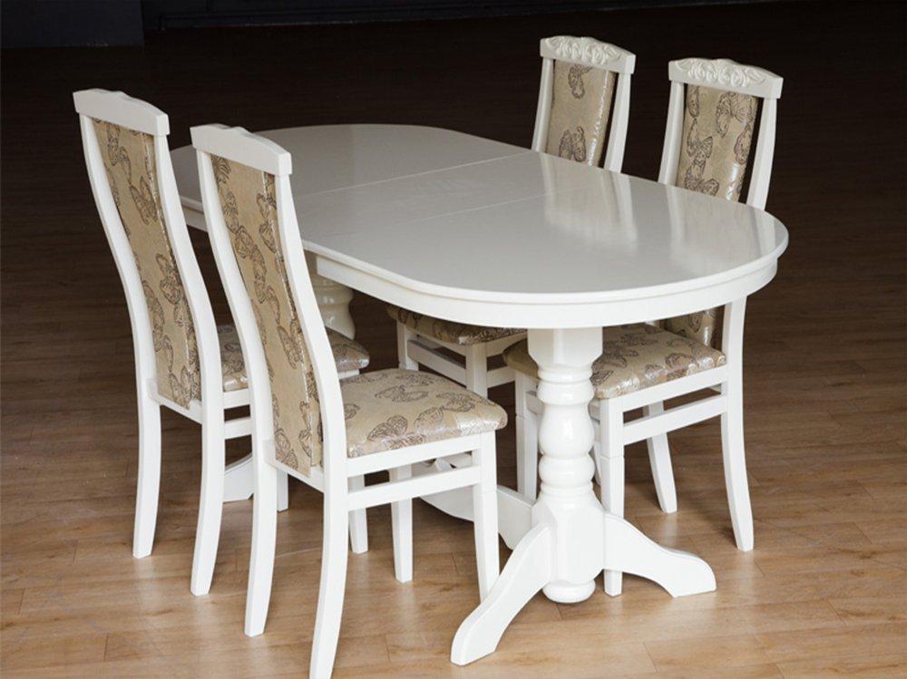 стол говерла 2 и стулья чумак 2 миксмебель купить киев раскладной