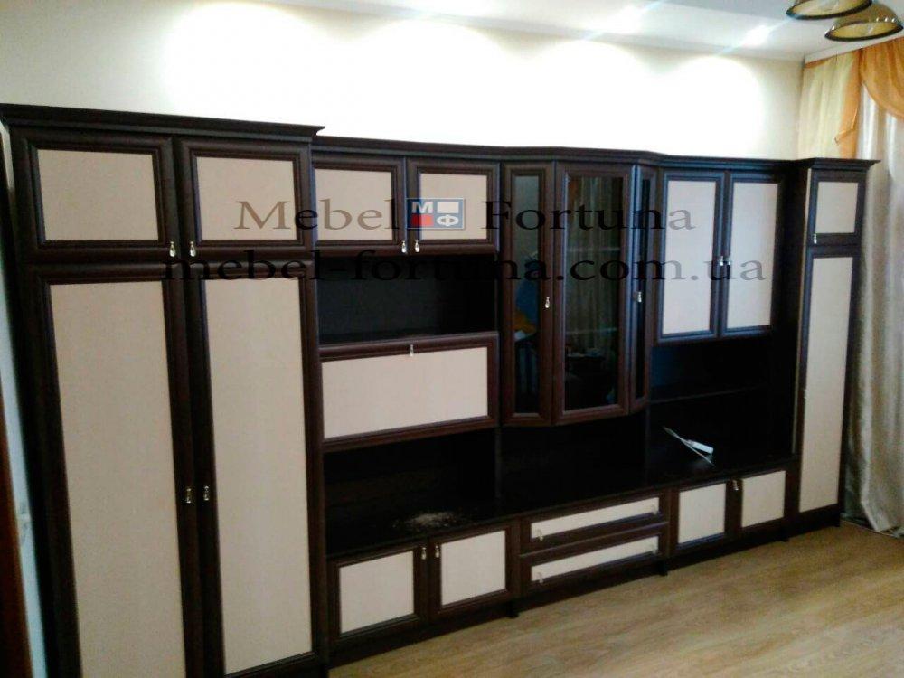 стенка виктория нова світ меблів купить киев модульная система